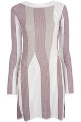 See By Chloé See By Chloe Knitted Dress - Lyst