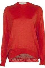 Stella McCartney Knit Pullover - Lyst