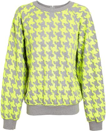 Ashish Sequin and Jersey Sweater - Lyst
