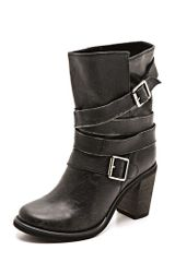 Jeffrey Campbell France Wrap Strap Boots - Lyst