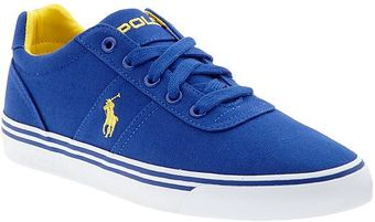 Polo Ralph Lauren Hanford Canvas Sneakers - Lyst