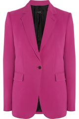 Joseph Laurent Stretch Crepe Blazer - Lyst