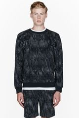 Marc By Marc Jacobs  Start Printed Sweatshirt - Lyst