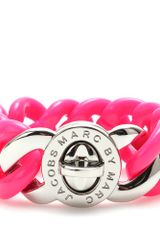 Marc By Marc Jacobs Small Candy Turnlock Bracelet - Lyst