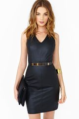 Nasty Gal Shadow Dreams Dress - Lyst