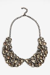 Tasha Collar Necklace - Lyst