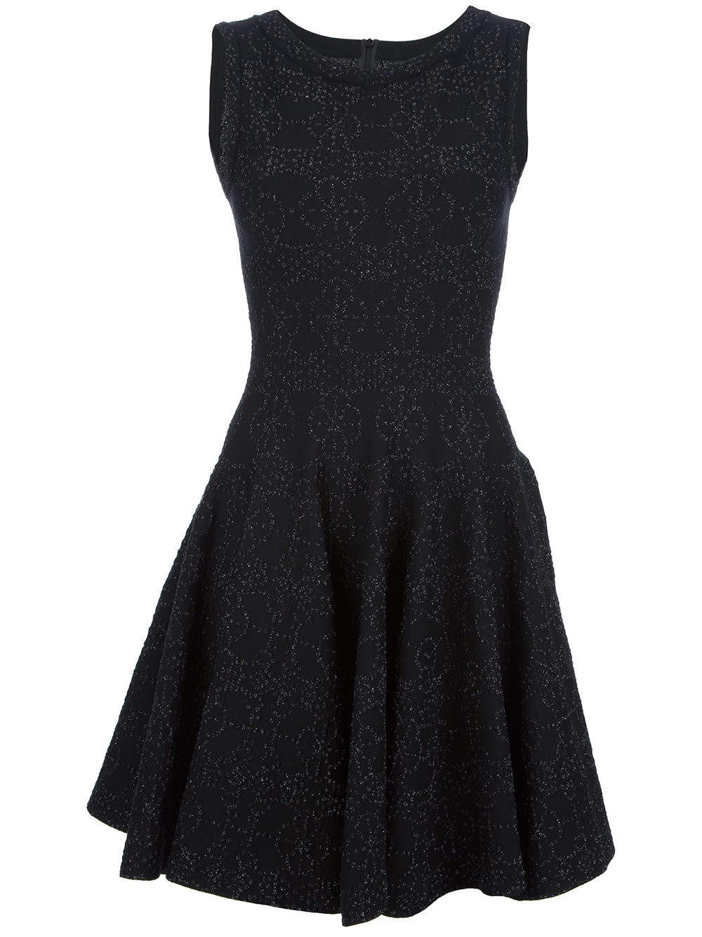 2a669fb583 Alaïa Arabesque Dress in Black - Lyst