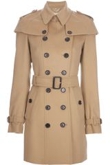 Burberry Hamerton Trench Coat - Lyst