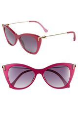 Elizabeth And James Fillmore 52mm Cats Eye Sunglasses - Lyst
