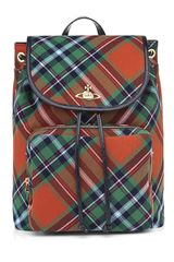 Vivienne Westwood Winter Tartan Backpack - Lyst