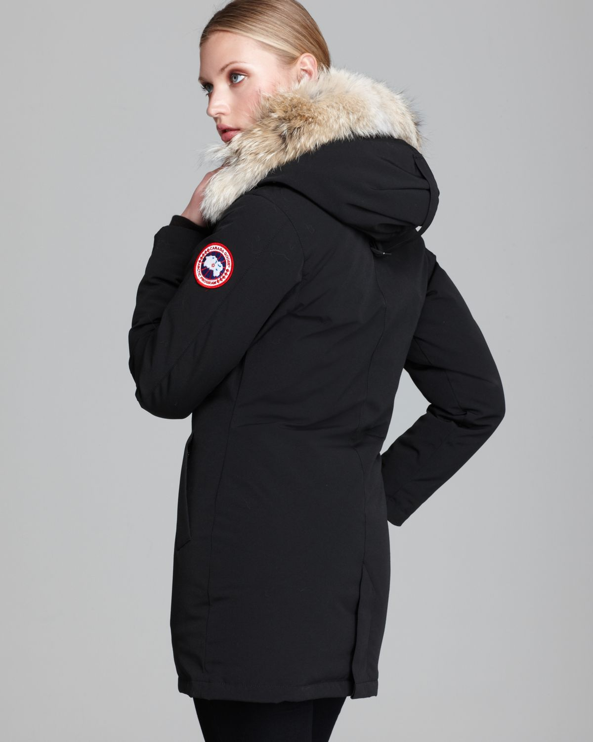 canada goose victoria parka on sale canada goose chateau. Black Bedroom Furniture Sets. Home Design Ideas