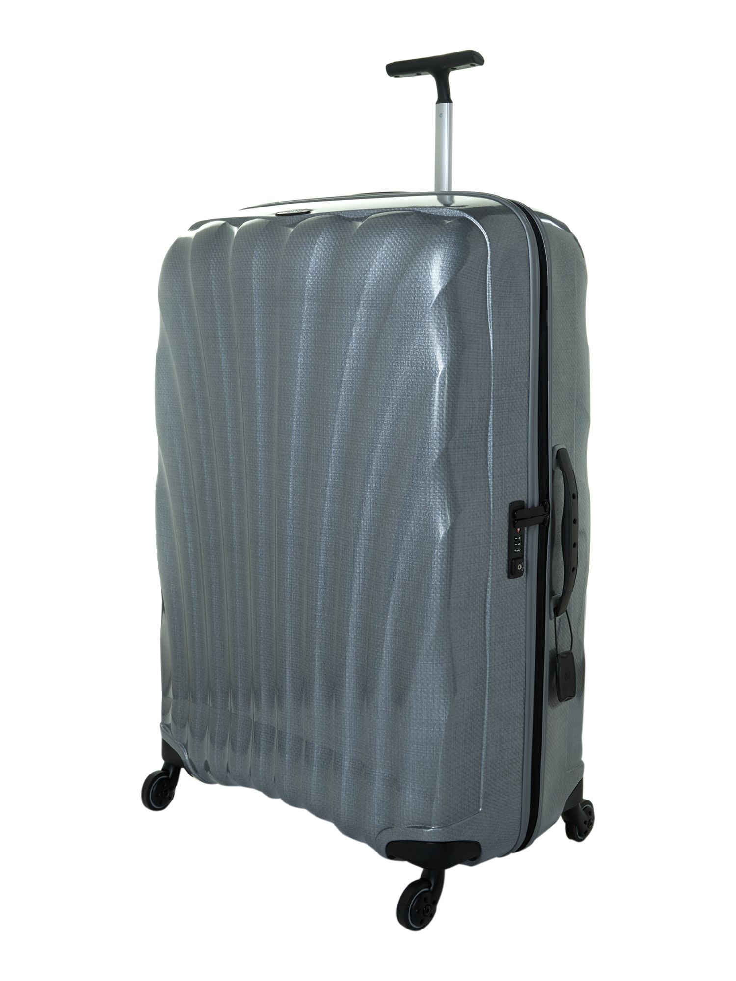 Samsonite New Cosmolite 4-wheel Silver Extra Large Suitcase in ...