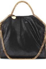 Stella McCartney Falabella Foldover Faux Leather Tote - Lyst