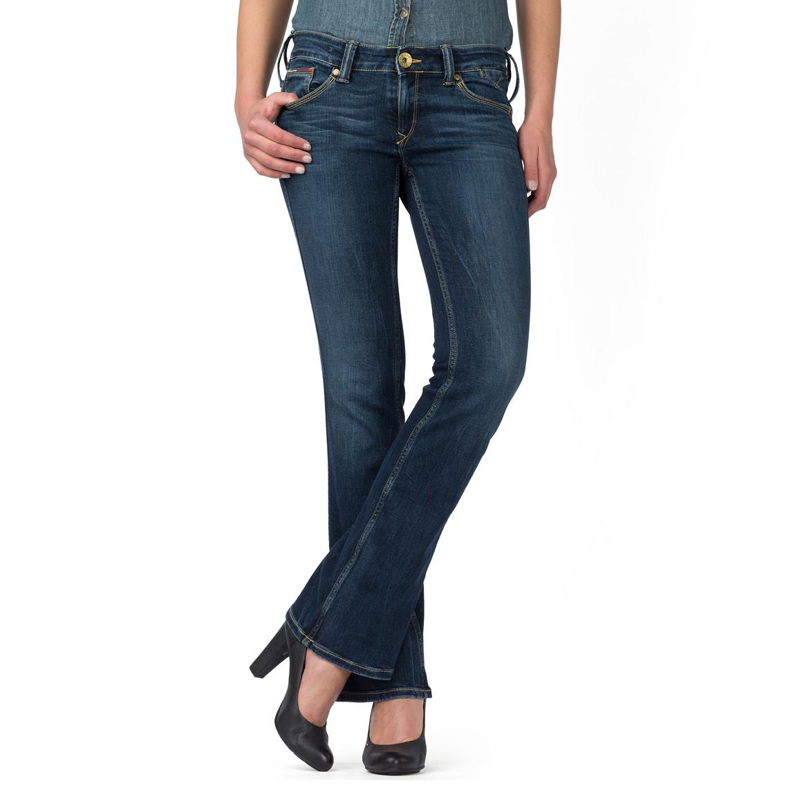 09c77c82 Tommy hilfiger sophie bootcut – Super Jeans in dieser Saison