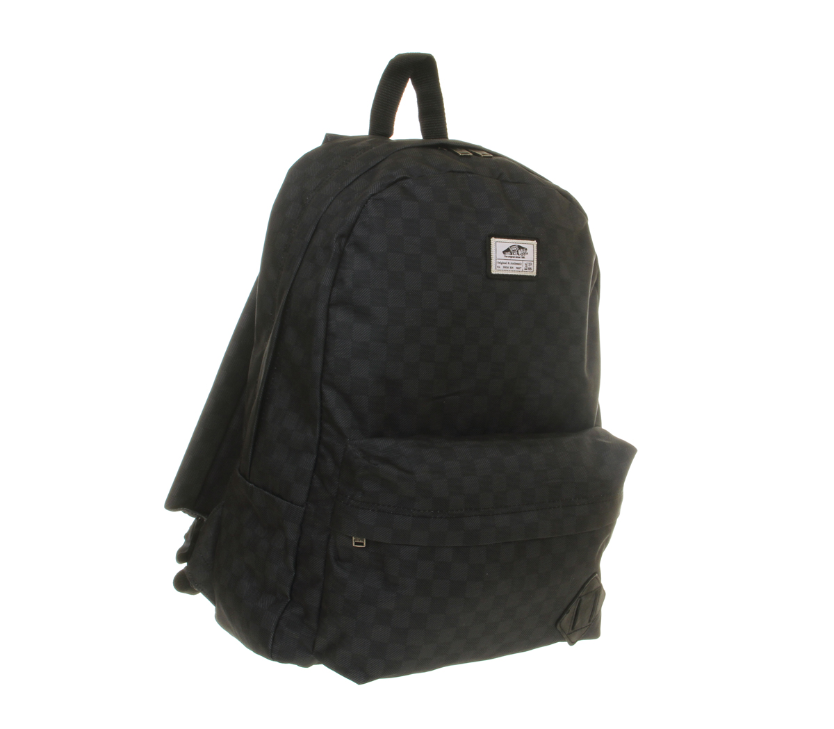 Lyst - Vans Old Skool 11 Backpack in Black for Men 25c0e168e