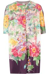 Antonio Marras Floral Jacket - Lyst