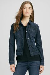 J Brand Sigrid Denim Jacket - Lyst
