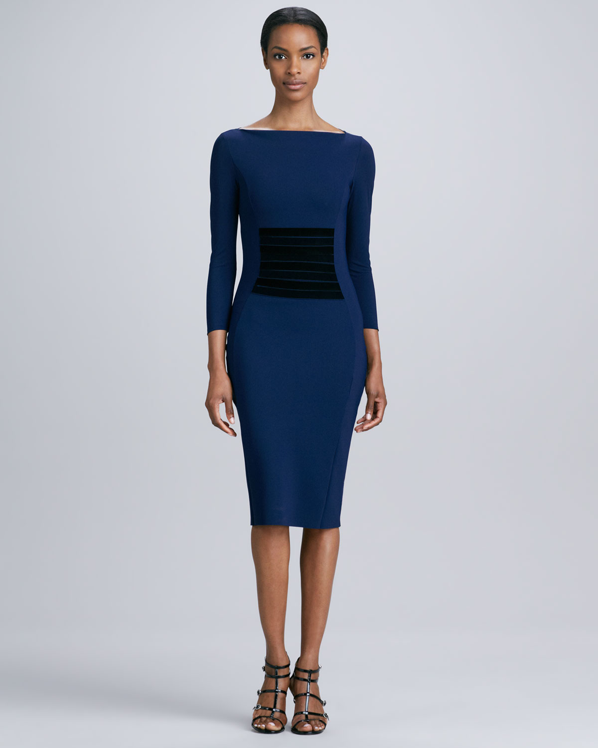 Chiara Boni The Most Popular Dress In America: La Petite Robe Di Chiara Boni Rafaella Paneledwaist Jersey
