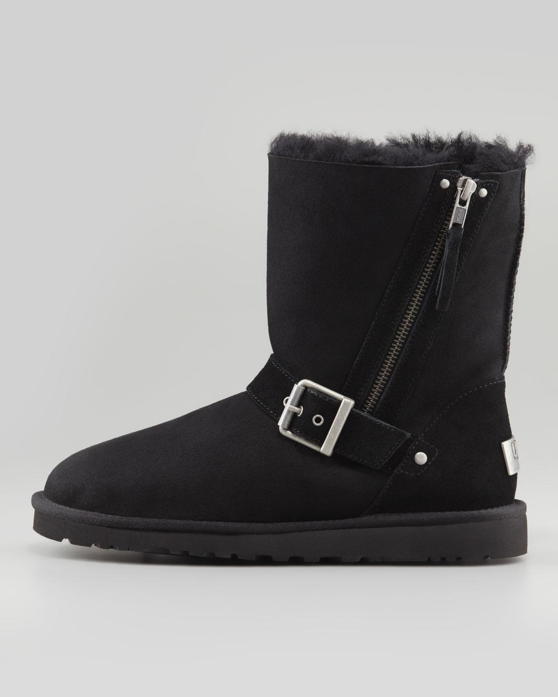 ugg blaise moto boots