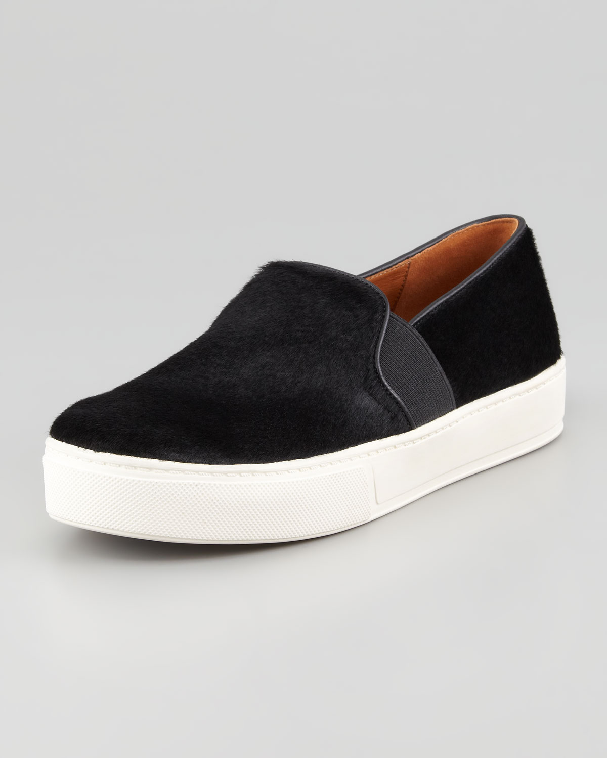 Vince Blair Slip On Sneakers Black In Black Lyst
