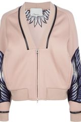 3.1 Phillip Lim Embroidered Jacket - Lyst