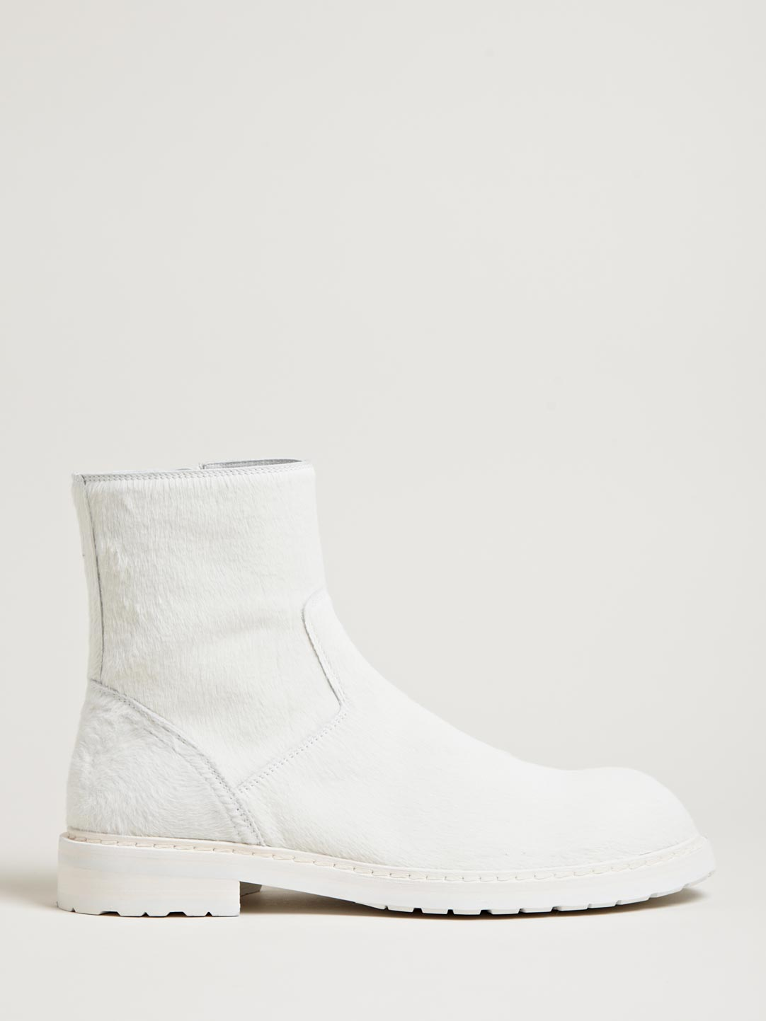 Ann demeulemeester Mens Pegasus Boots in White for Men | Lyst
