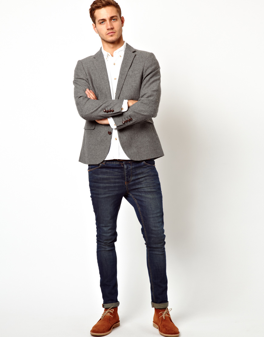Discover men's blazers at Hudson's Bay and add an element of style to your wardrobe. Shop online and jazz up that pair of jeans or trousers. Free shipping on orders over $ Mens Slim Fit Blazer $ Quick View. SONDERGAARD. Solid Sports Jacket $ Quick View. SONDERGAARD. Solid Sports Jacket $ Quick View.