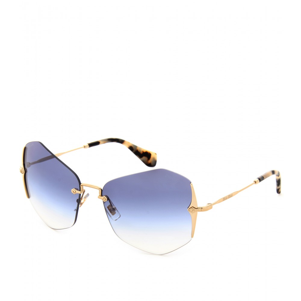 bc0536f23ea1 Miu Miu Round Sunglasses 2013