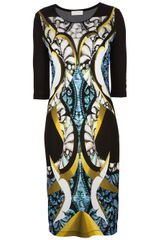 Peter Pilotto Isabel Dress - Lyst