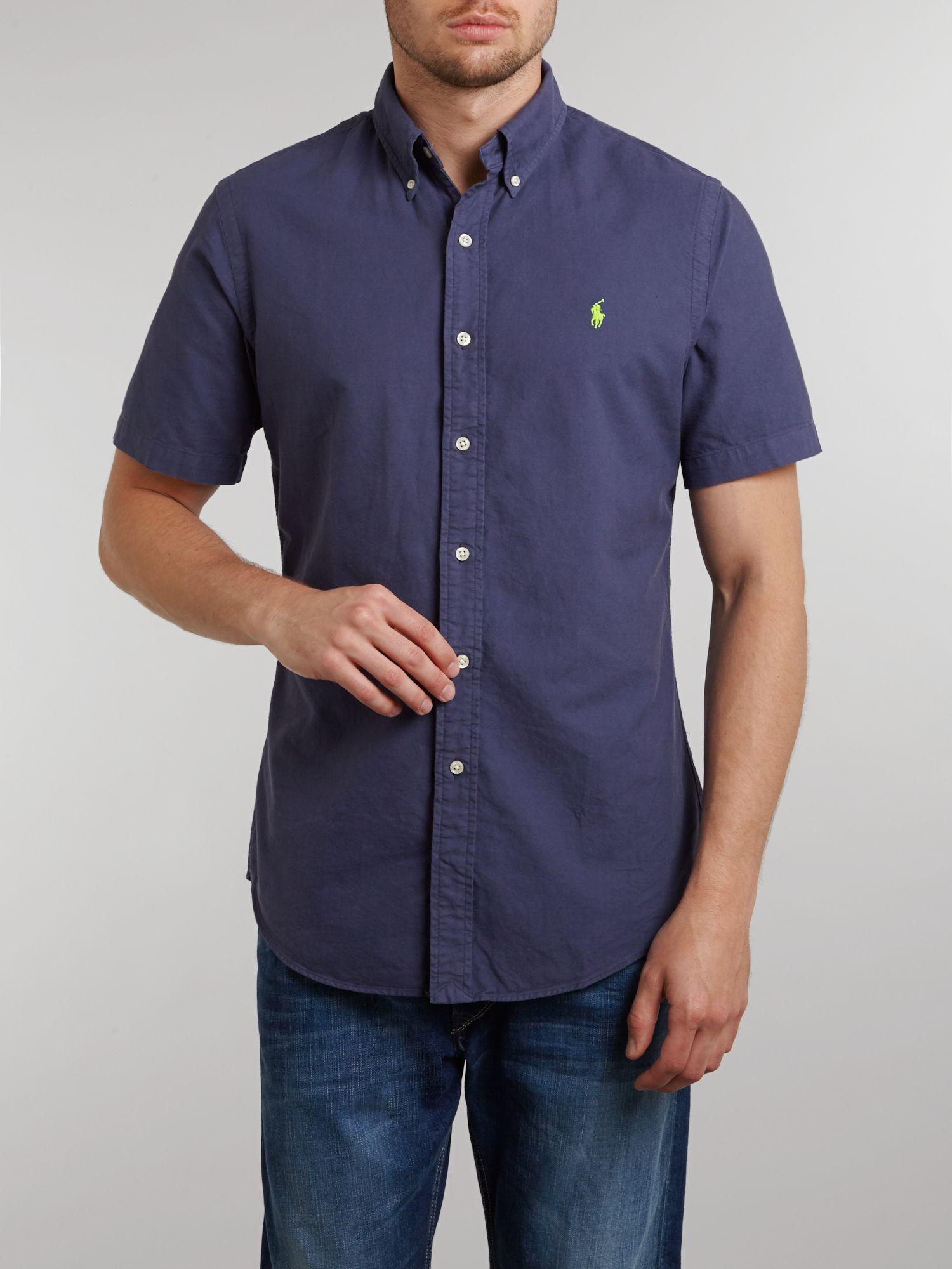 Ralph Lauren Shirts Short Sleeve