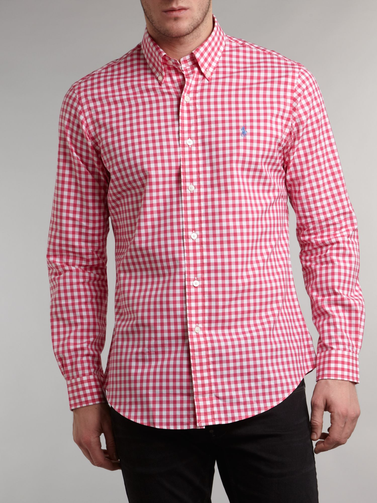 Men S Long Sleeved Polo Shirts Uk