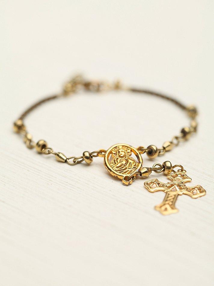Free rosary bracelet : Jym workouts
