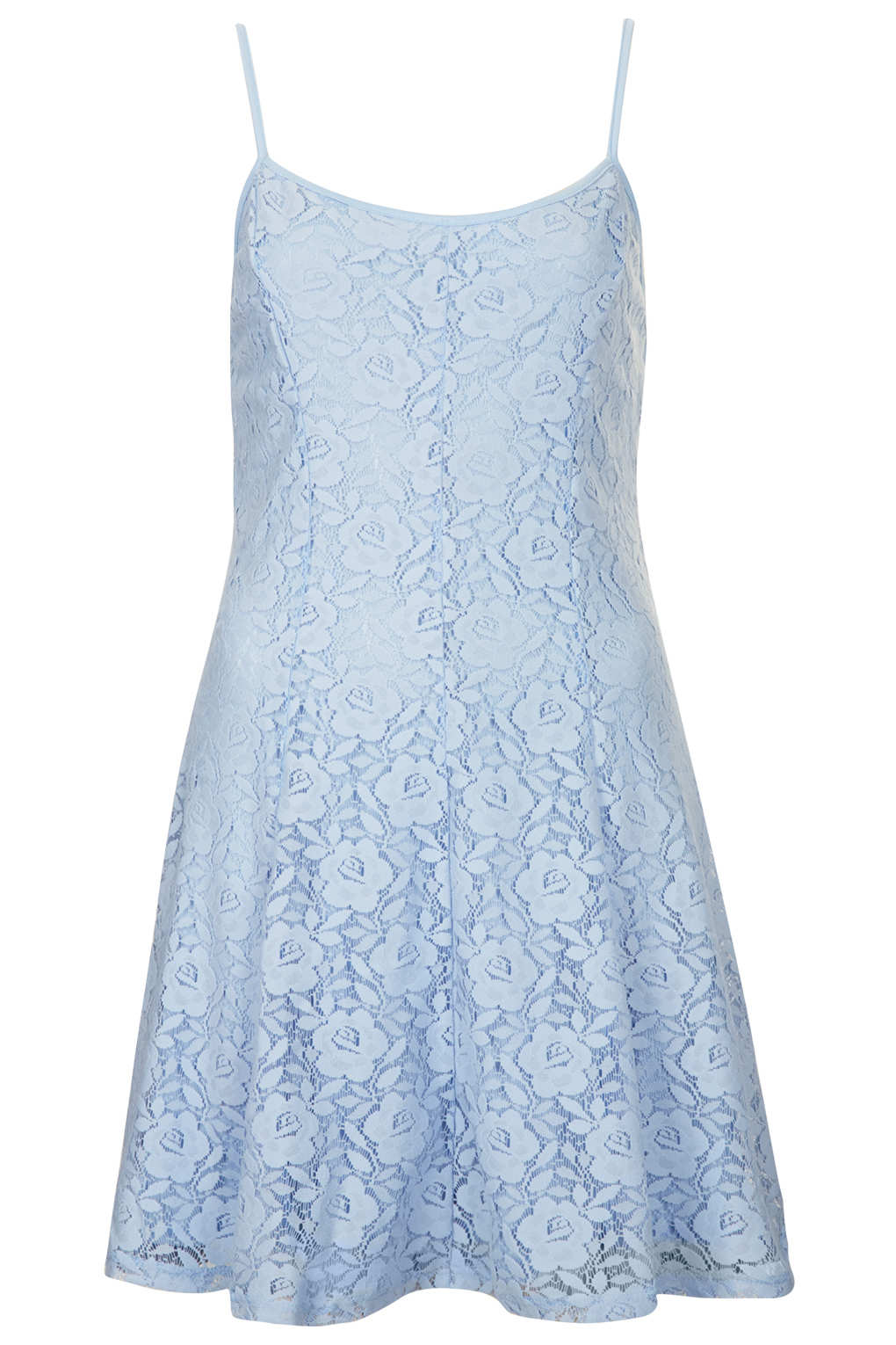 Strappy Lace Bodycon Dress | Topshop