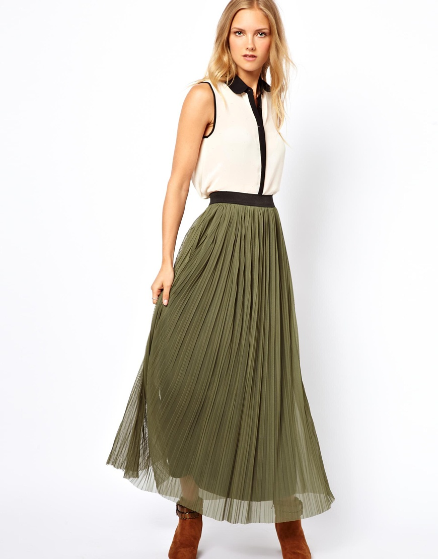 Shop for khaki maxi skirt online at Target. Free shipping on purchases over $35 and save 5% every day with your Target REDcard.