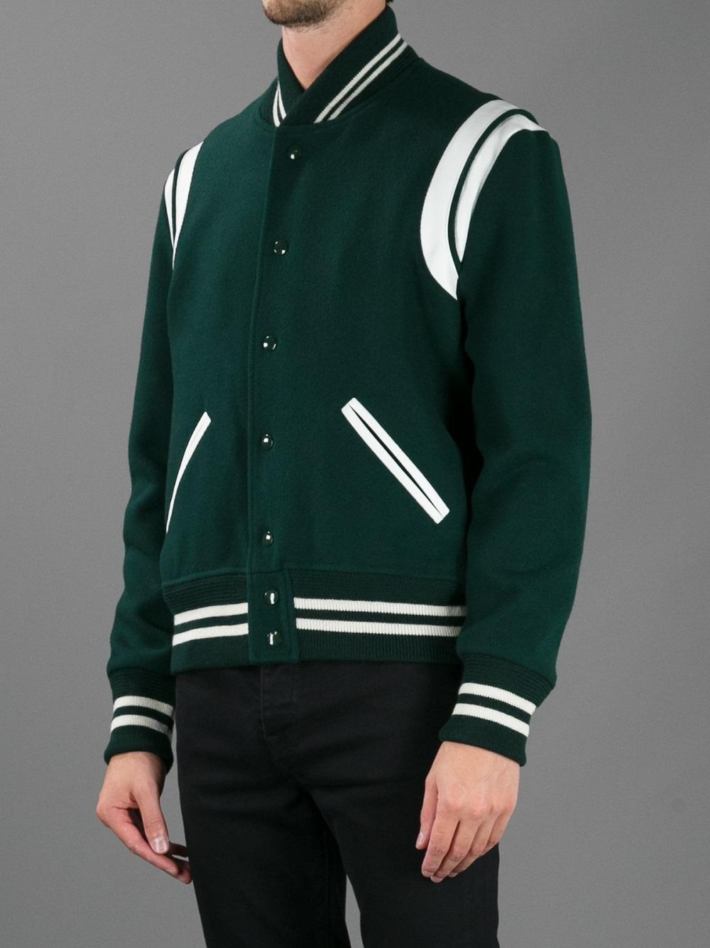 Find great deals on eBay for saint laurent varsity jacket. Shop with confidence.