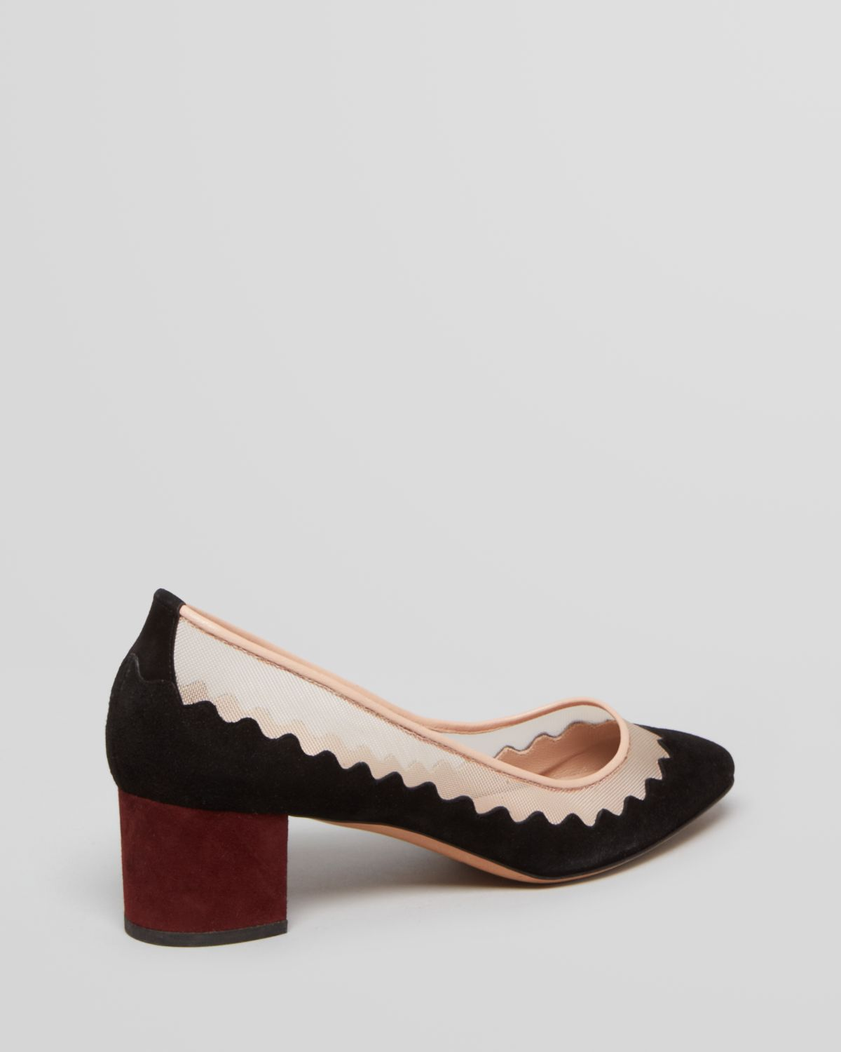 Chloé Woven Bow Pumps real sale online sale with credit card sast for sale authentic for sale 3f9bviE