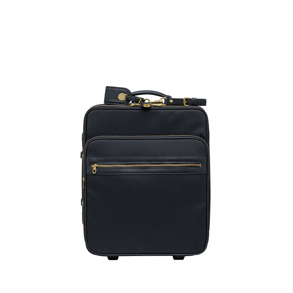 Mulberry Henry Trolley Case in Black for Men - Lyst ab6500ffda1e5