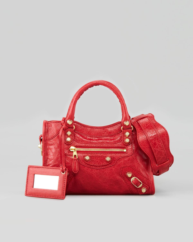 Balenciaga Giant City Mini Bag