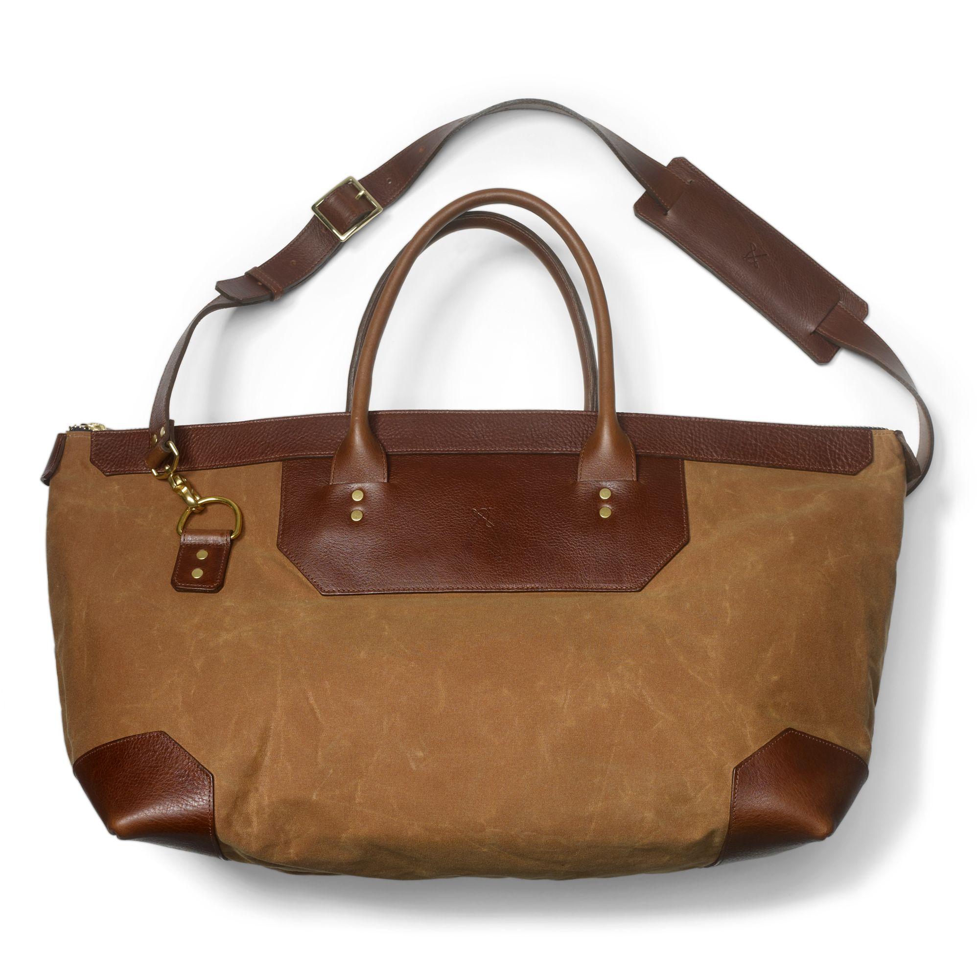 Lyst - Club Monaco Ernest Alexander Weekender Bag in Brown 78c3e1b3f8