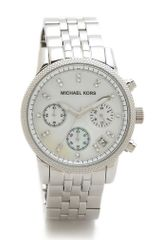 Michael Kors Ritz Watch - Lyst