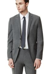 Theory Wellar Hc Jacket in New Tailor Wool Bistretch - Lyst