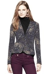 Tory Burch Galena Jacket - Lyst