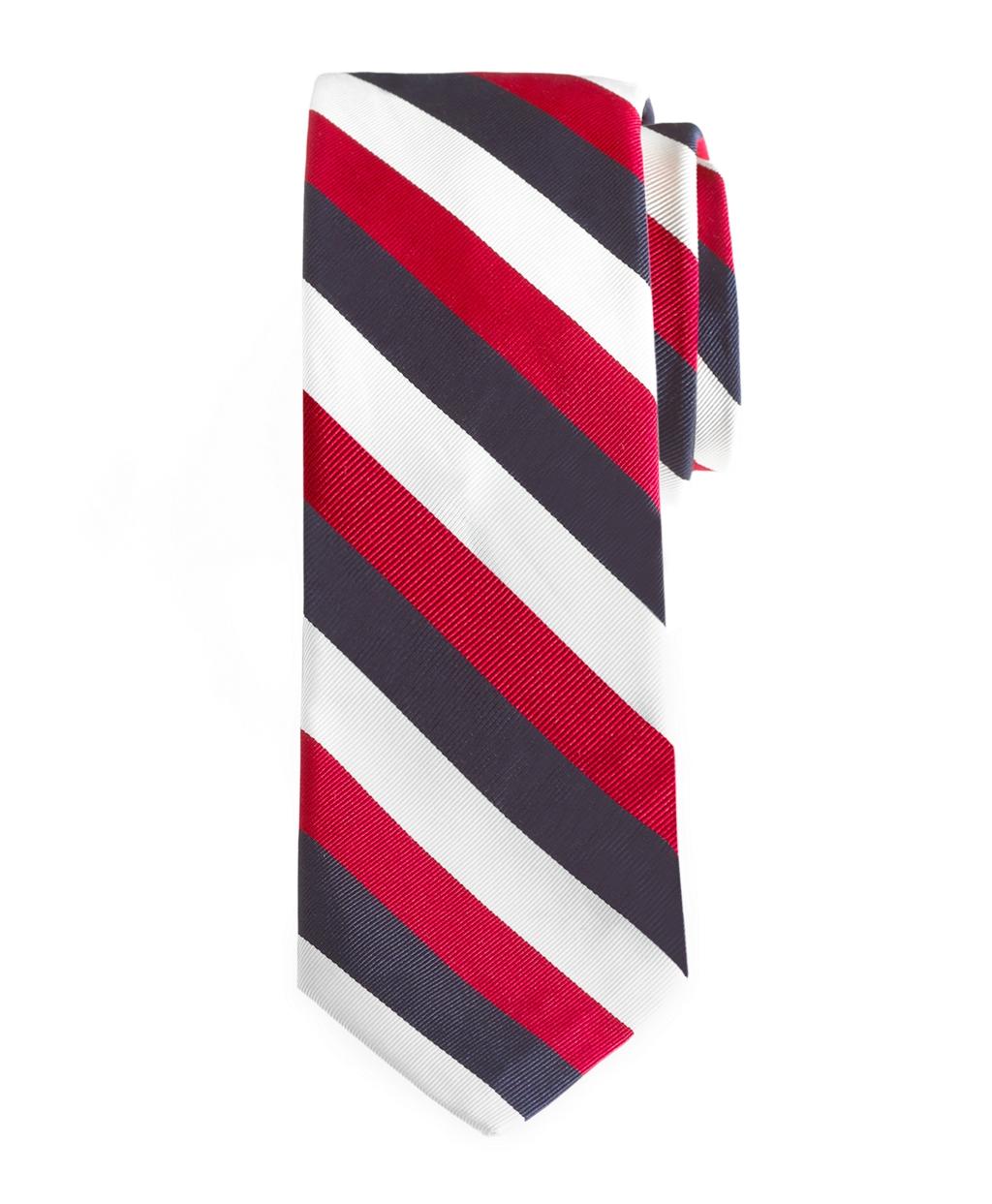 Black And White Stripe Designer Men S Ties