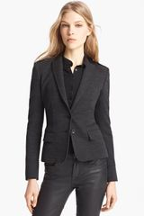 Burberry Brit Arden Knit Jacket - Lyst