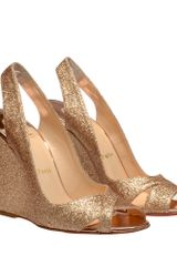 Christian Louboutin Maplesoft Bridal Shoes - Lyst