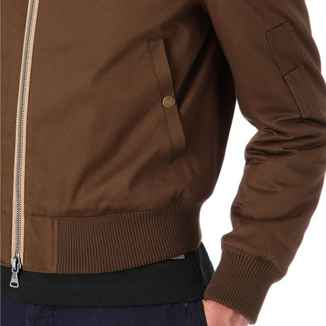 Jacket in Brown For Men