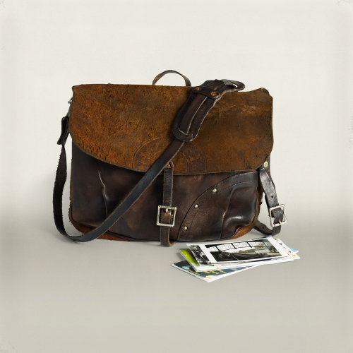Rrl Leather Mailbag In Brown For Men Lyst