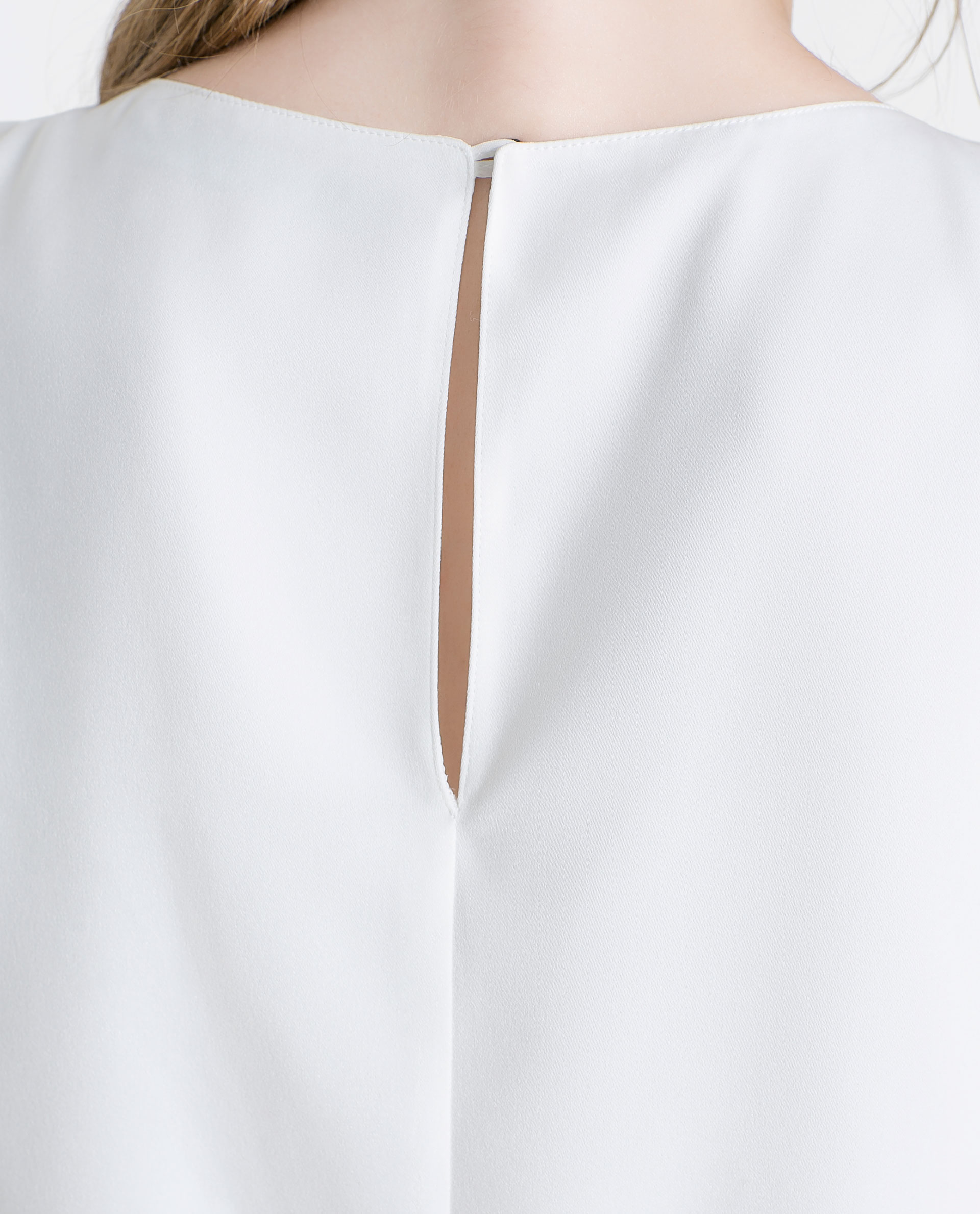 Zara Sleeveless Blouse 115