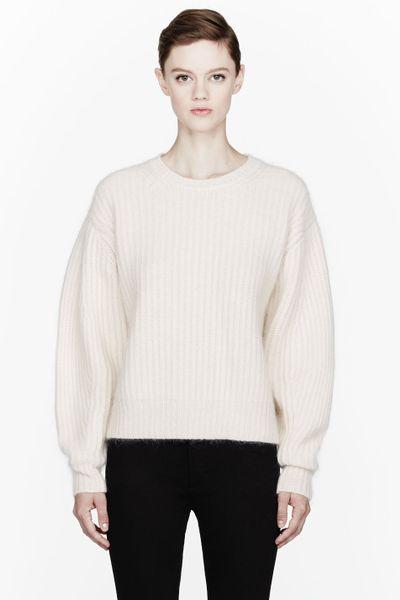 Acne Lillian Angora Sweater 13