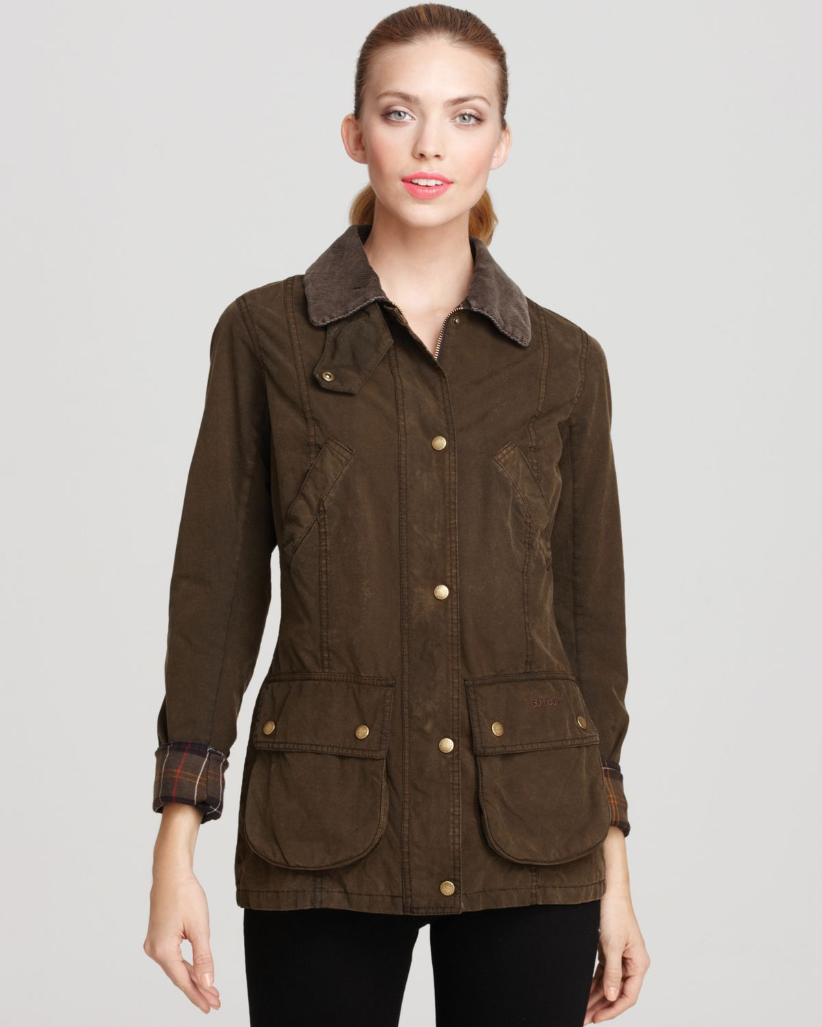 Barbour Beadnell Quilted Liner